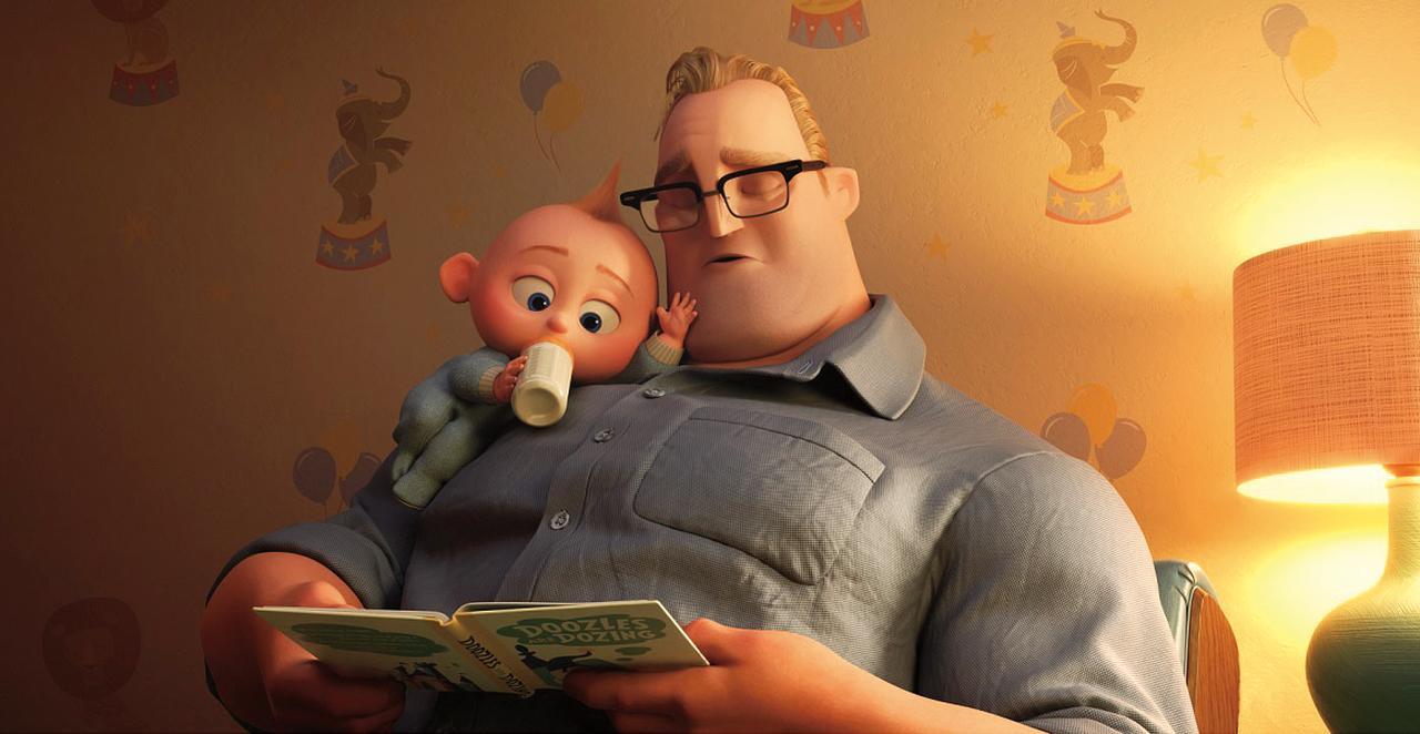 画像: パパは育児!