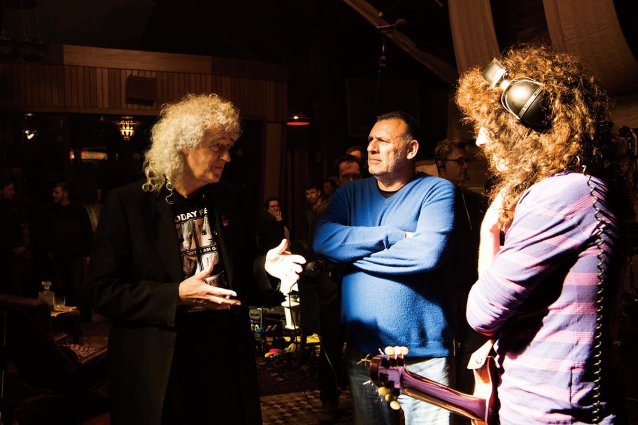 画像: ブライアンとロジャーの 参加が生んだ奇跡の映画