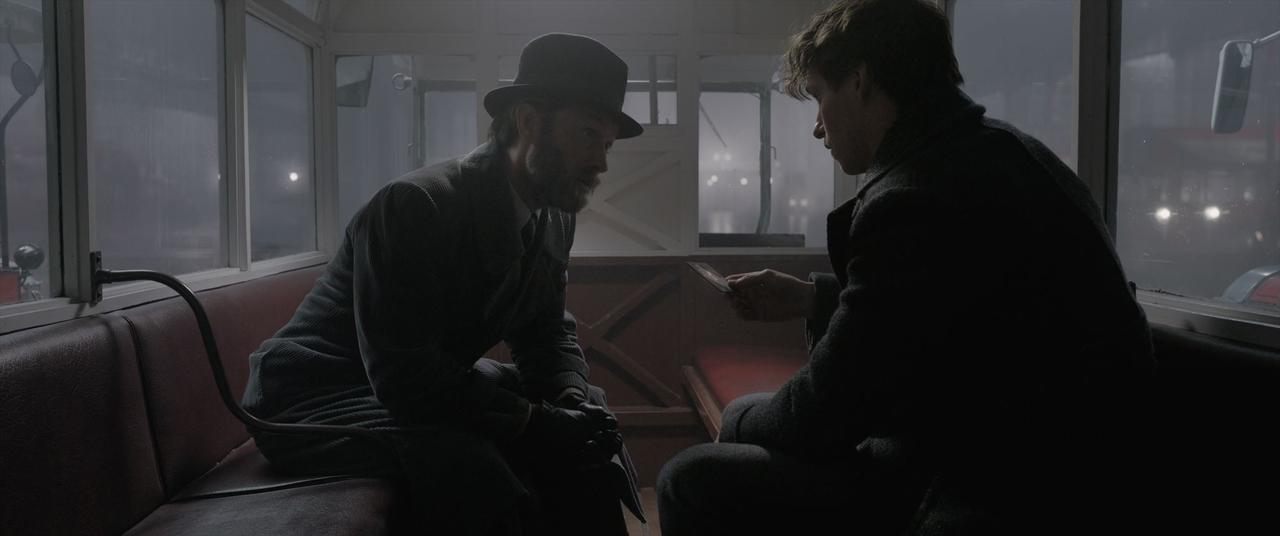 画像: 彼らは互いの能力を認め合っていたんだ。特にグリンデルバルドは嫉妬心も抱いていたはず