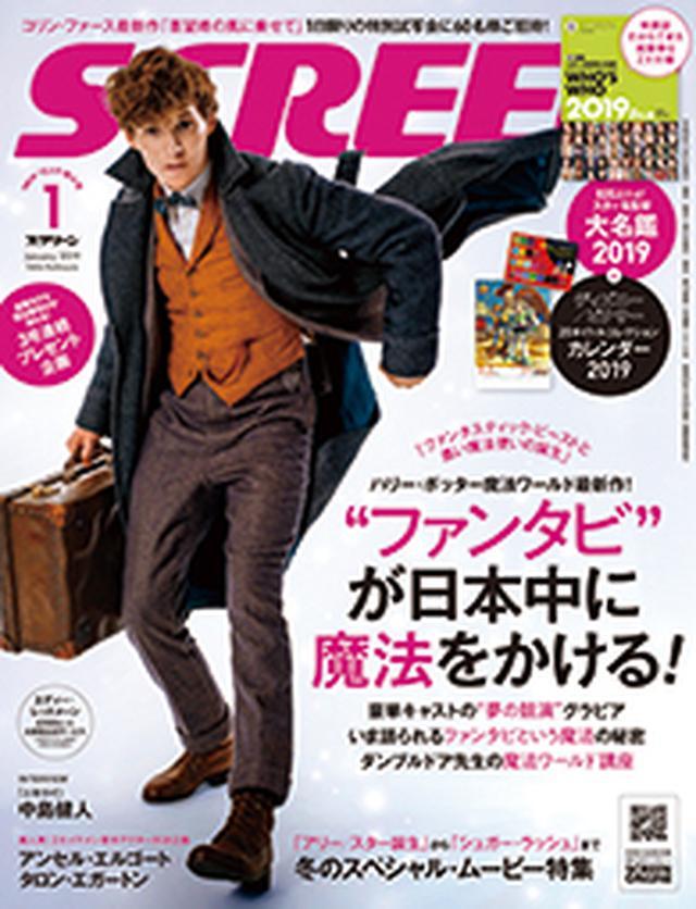 画像: SCREEN(スクリーン)2019年1月号-SCREEN STORE