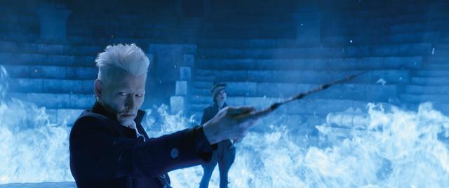 画像: グリンデルバルドは魔法界最強といわれる杖の持ち主