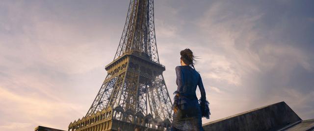 画像: パリが舞台となる本作には エッフェル塔も登場
