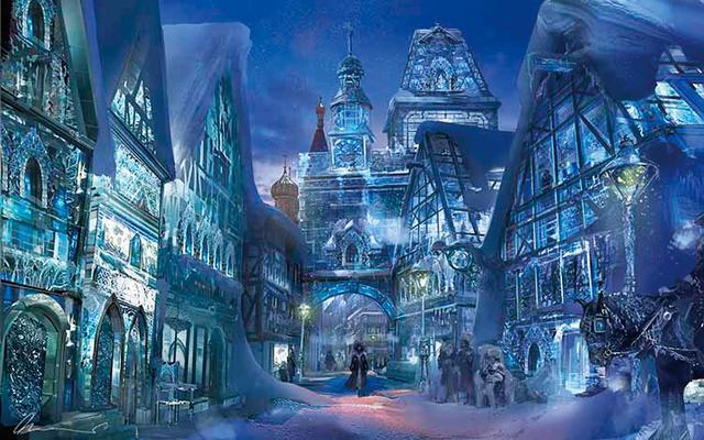 画像: 02:雪の国