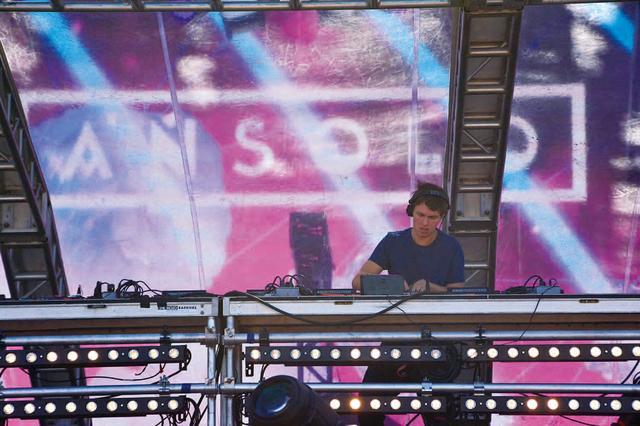 画像: DJ アンソロの名義で活躍