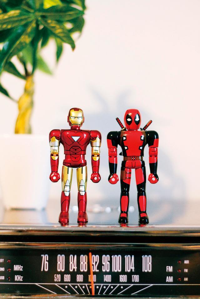画像1: ヴィンテージ感覚で集めて飾りたい!超合金HEROESシリーズ始動