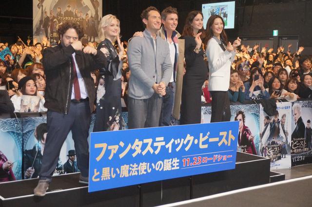 画像: アジア人俳優がひとつになってお互いをサポートしていくことが大切