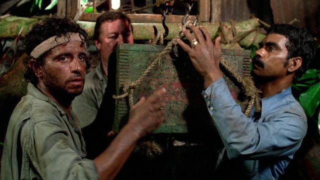 画像: 「恐怖の報酬」短縮版では冒頭のシーンなど約30分が大幅にカットされた