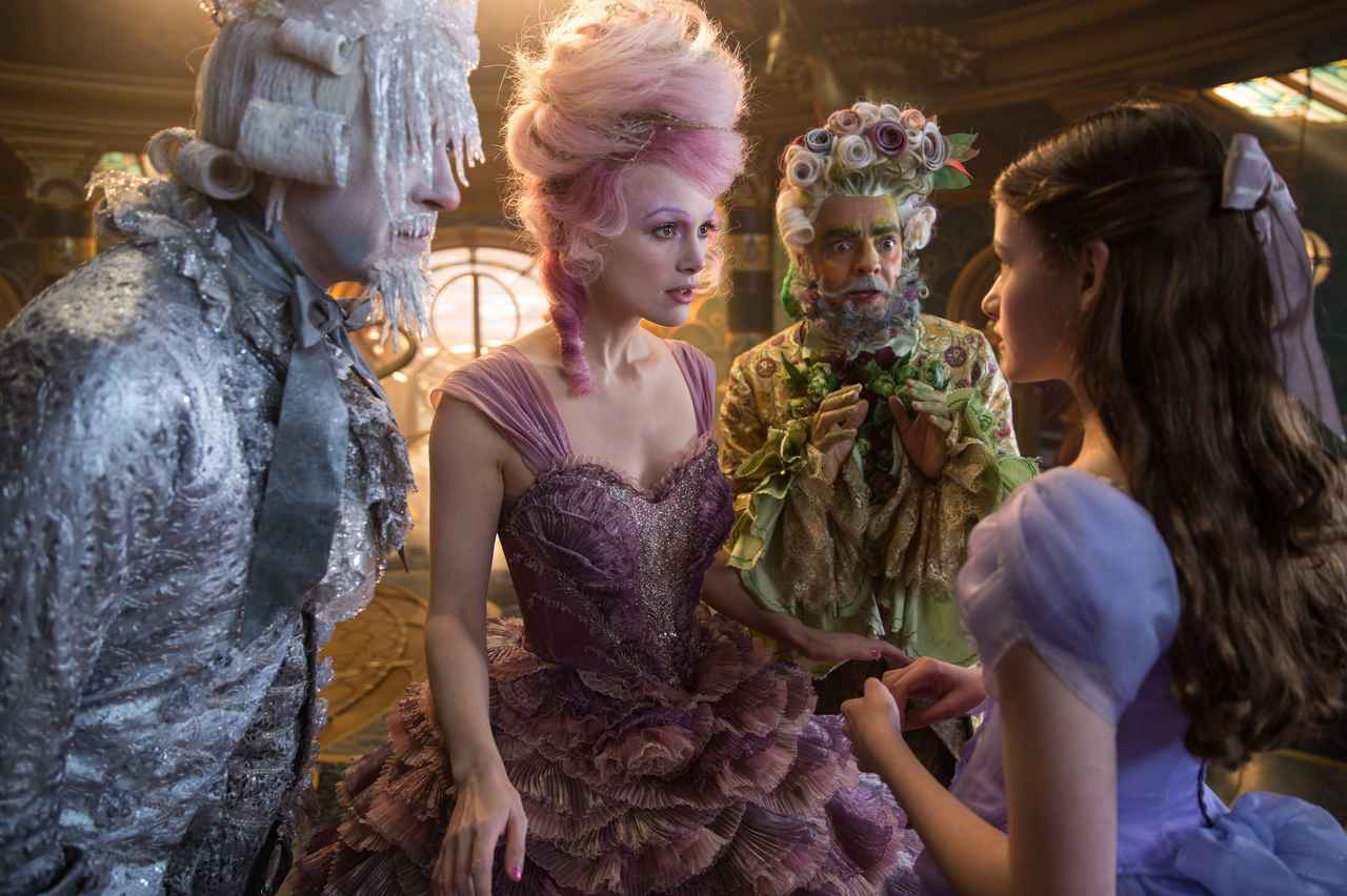 画像2: 「美女と野獣」のディズニーが「くるみ割り人形」を映画化! 究極のプレミアム・ファンタジー「くるみ割り人形と秘密の王国」