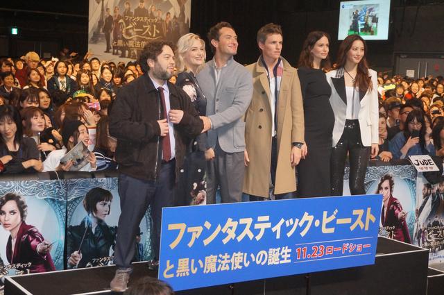 画像: 11月22日に豊洲PITにて行われたスペシャルファンナイトに登壇したキャスト陣