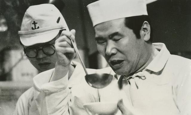 画像: 渥美清の炊事兵姿は「トラ・トラ・トラ!」日本公開版のみで見られる