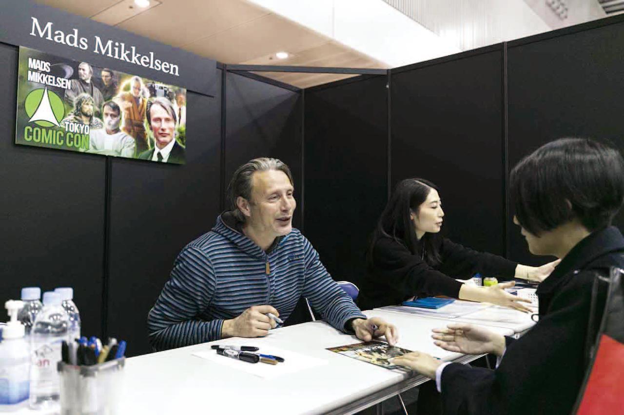 画像2: 11/30-12/2 東京コミコン2018@幕張メッセ!初めての人でもよくわかる直前ガイド
