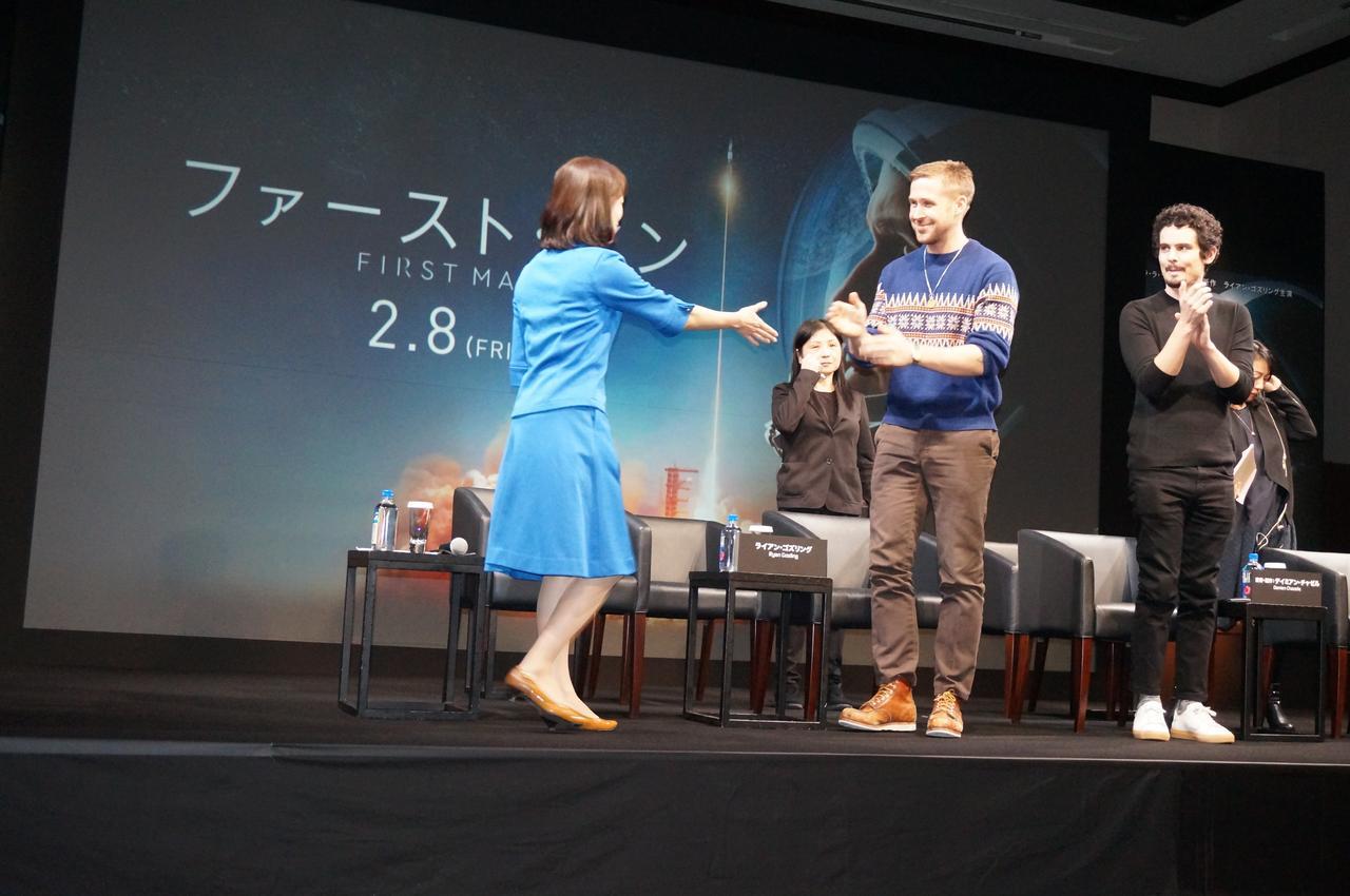 画像3: 『ファースト・マン』 ライアン・ゴズリング×デイミアン・チャゼル監督 来日記念イベントに登壇!!
