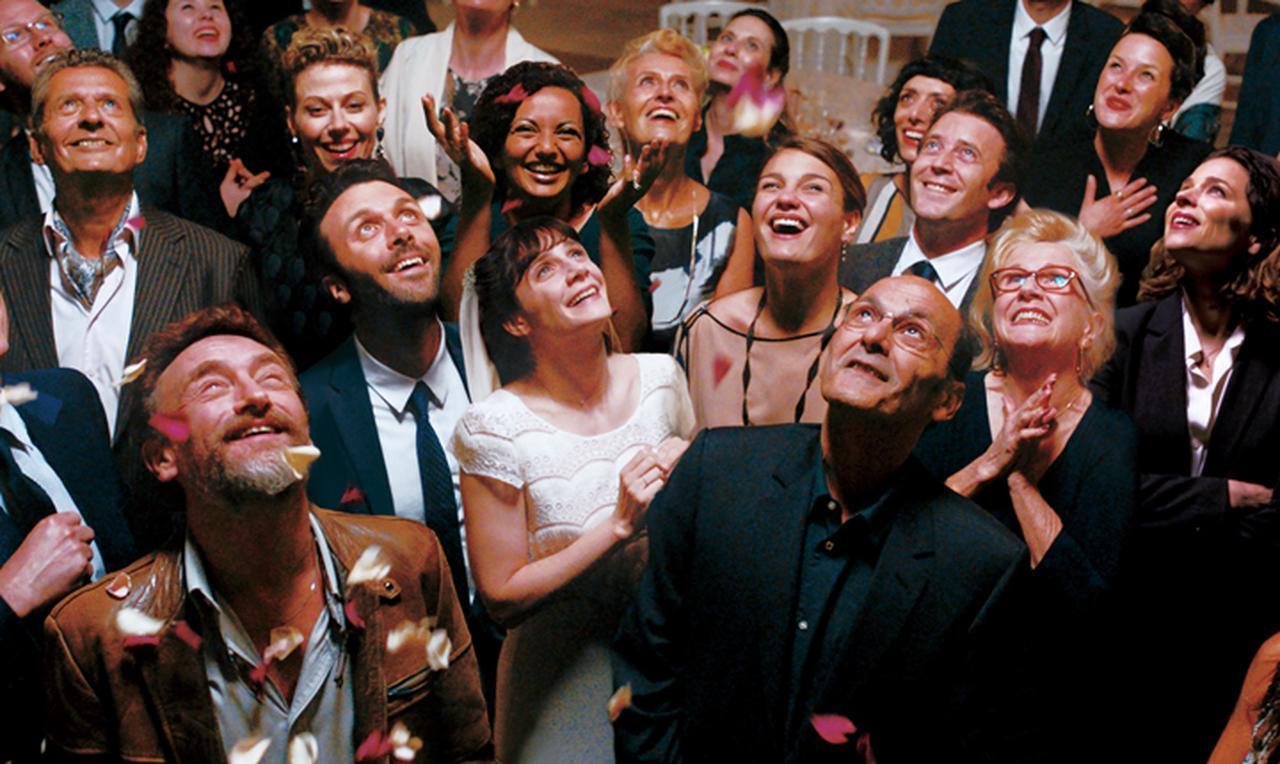 画像: 豪華絢爛なはずの結婚式がトラブル続出の大惨事に⁉ 「セラヴィ!」7月6日公開 - SCREEN ONLINE(スクリーンオンライン)