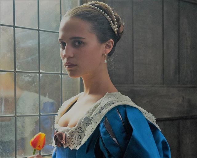 画像: 肖像画のモデルの女性と画家に生まれた禁断の愛 「チューリップ・フィーバー 肖像画に秘めた愛」10月6日公開 - SCREEN ONLINE(スクリーンオンライン)