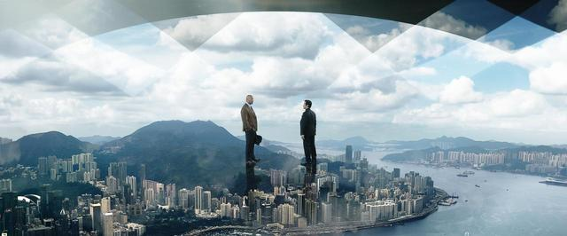 画像: ロック様が地上最高の超高層ビルで超絶アクション! 見たことないスゴ映画「スカイスクレイパー」 - SCREEN ONLINE(スクリーンオンライン)