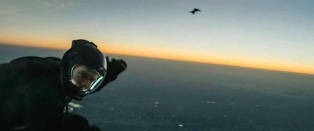 画像: 01:高度7620mからのヘイロージャンプ