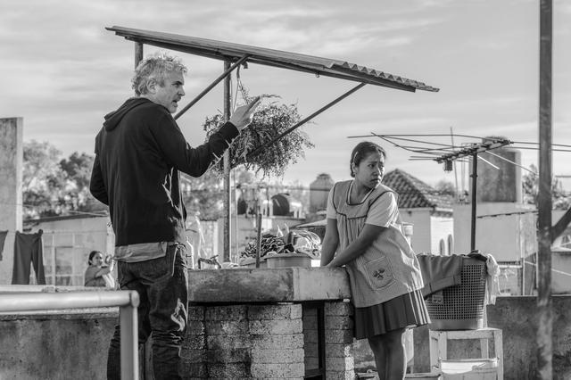 画像: アカデミー賞に向けて注目度急上昇中!『ゼロ・グラビティ』監督の最新作『ROMA/ローマ』Netflixで独占配信スタート