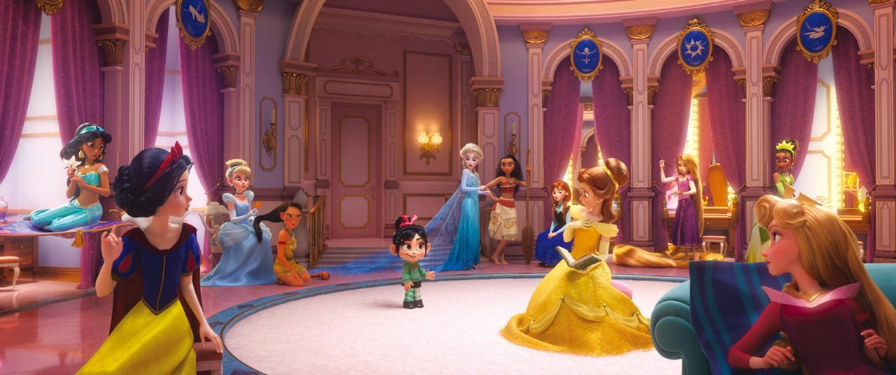 特集ディズニープリンセスが奇跡の全員集合夢の世界oh My Disney