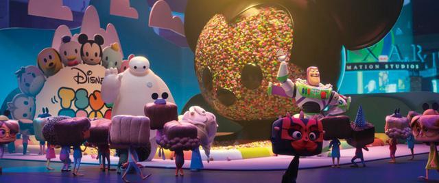 画像: マーベル・キャラのグルート、ベイマックスにバズ、そして「スター・ウォーズ」のストームトルーパー!ディズニーさん、ここまでやっちゃう!?