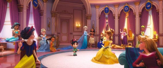 画像: 【特集】ディズニープリンセスが奇跡の全員集合!夢の世界、OH MY DISNEY - SCREEN ONLINE(スクリーンオンライン)