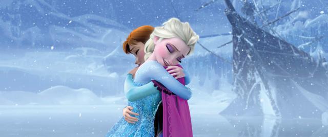 画像: ※写真は前作『アナと雪の女王』