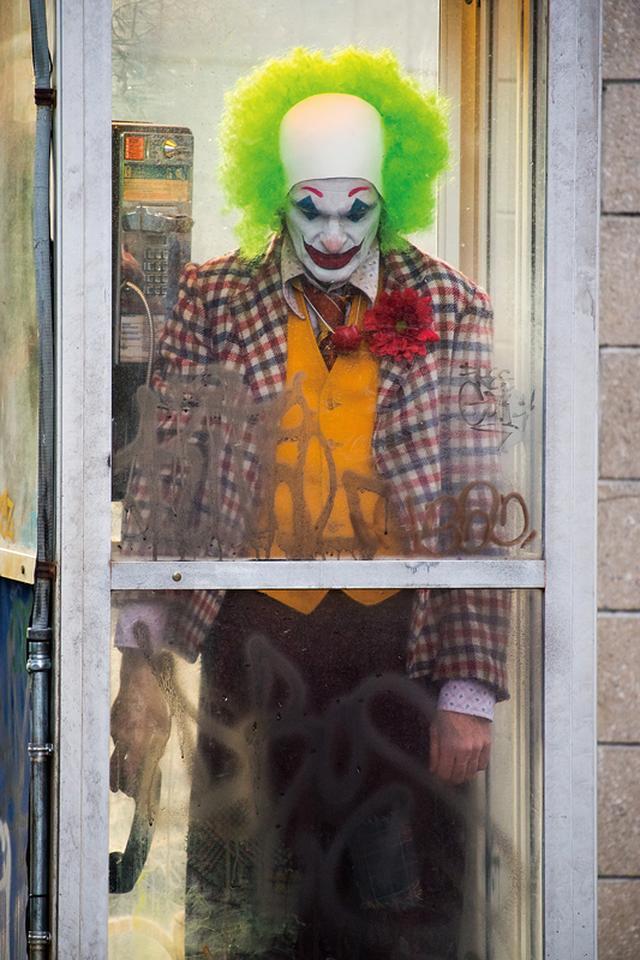 画像: ニューヨークで撮影されている『ジョーカー』 Photo by Gotham/GC Images