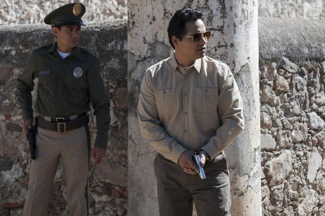 画像2: 捜査官キキ役マイケル・ペーニャ 「視点や信念によって見えてくる世界観が変わってくるところが面白いと思った