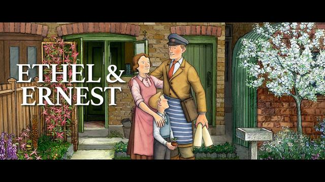 画像: ETHEL & ERNEST Trailer www.youtube.com