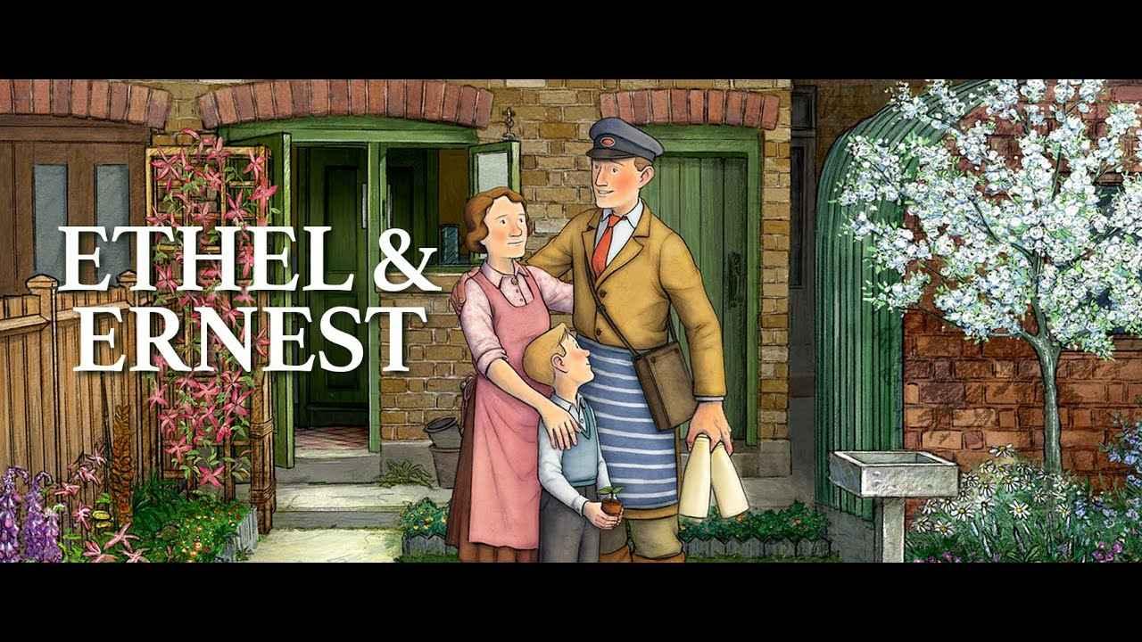 画像: ETHEL & ERNEST Trailer www.youtube.com