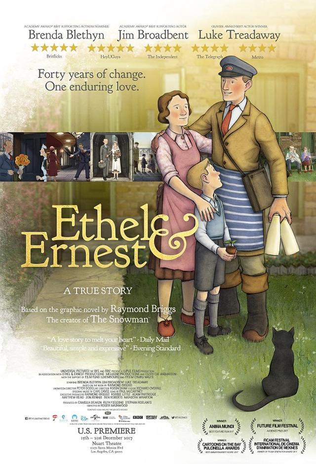 画像: エセルとアーネスト ふたりの物語 | 株式会社チャイルド・フィルム
