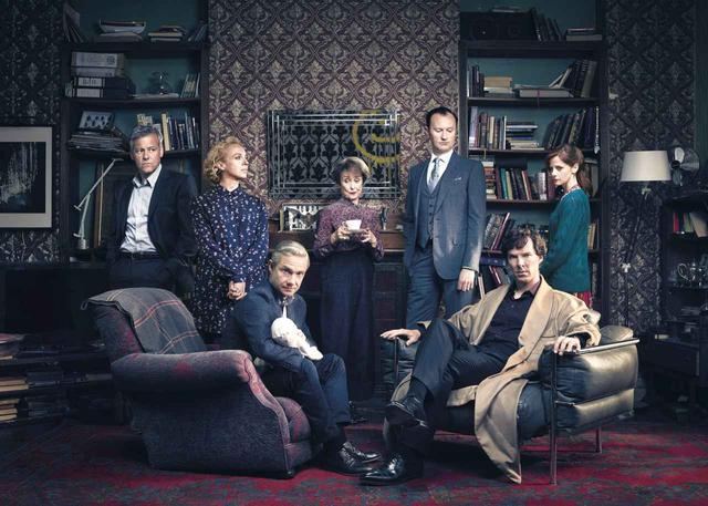 画像: 3年ぶりの新シーズンついに登場「SHERLOCK/シャーロック」シーズン4はシリーズ屈指の傑作! - SCREEN ONLINE(スクリーンオンライン)