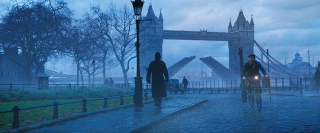画像: 見どころ3:ロンドンへのラブレター