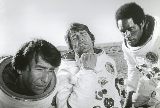 画像: 1977年:「カプリコン1」