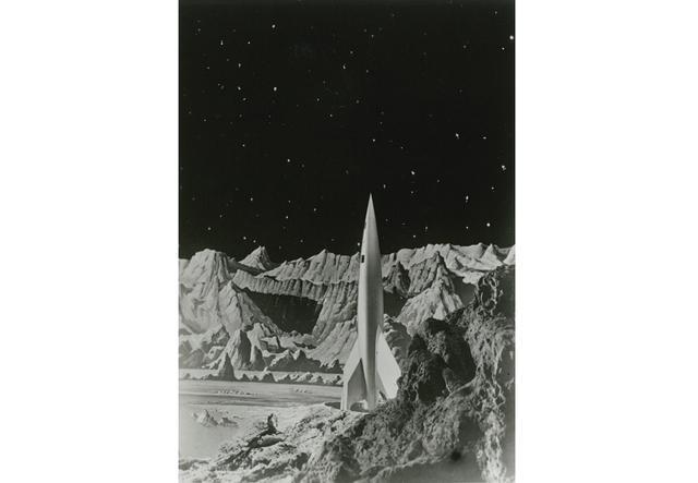 画像: 1950年:「月世界征服」