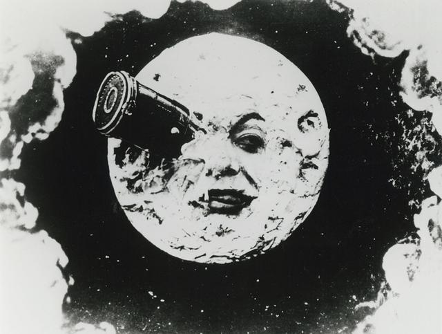 画像: 1905年:「月世界旅行」