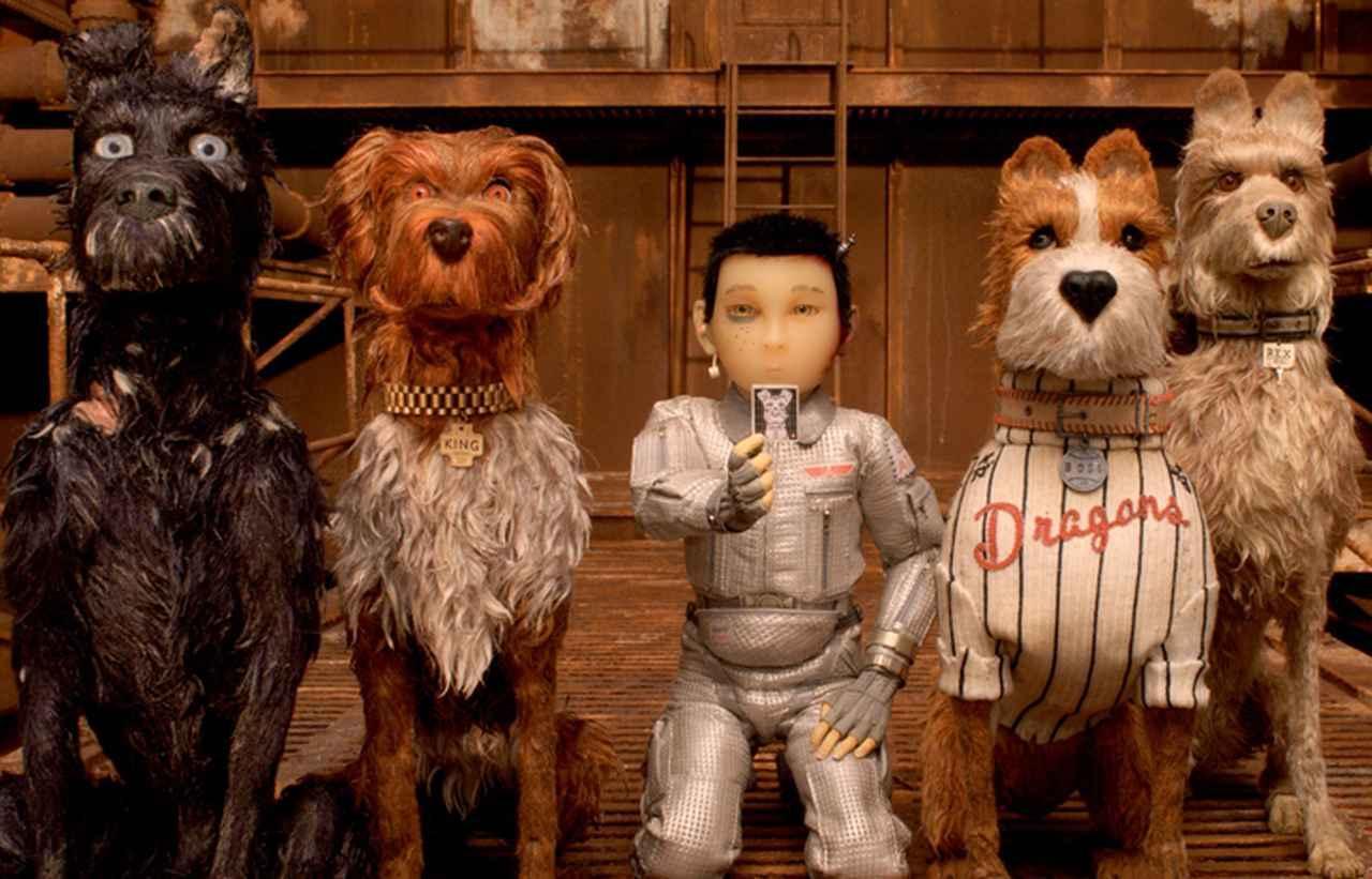 画像: 近未来の日本を舞台にした少年と犬たちの冒険物語「犬ヶ島」 - SCREEN ONLINE(スクリーンオンライン)