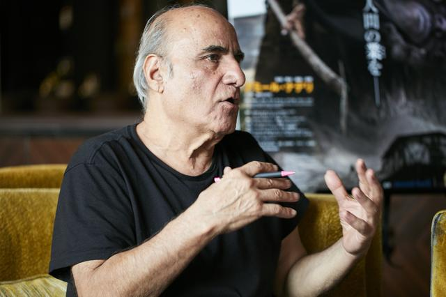 """画像3: 忌まわしき""""山""""とたった一人で対峙する男を描いた 『山〈モンテ〉』 アミール・ナデリ監督来日インタビュー"""