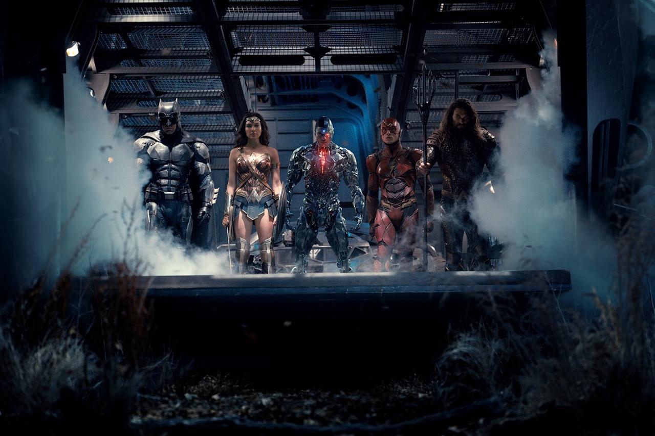画像: 超人集結!アメコミ映画の決定版「ジャスティス・リーグ」とは?