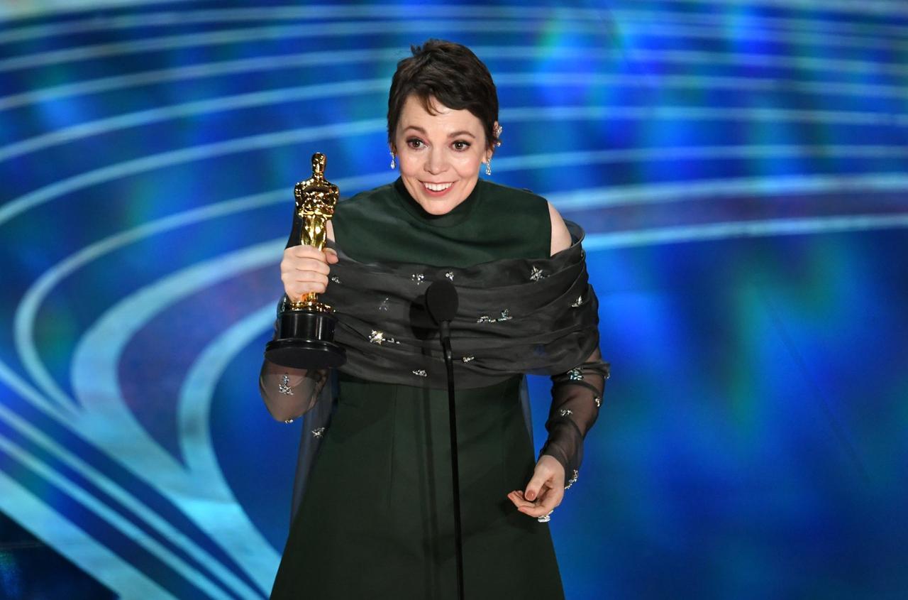 画像: 主演女優賞のオリヴィア・コールマン Getty Images