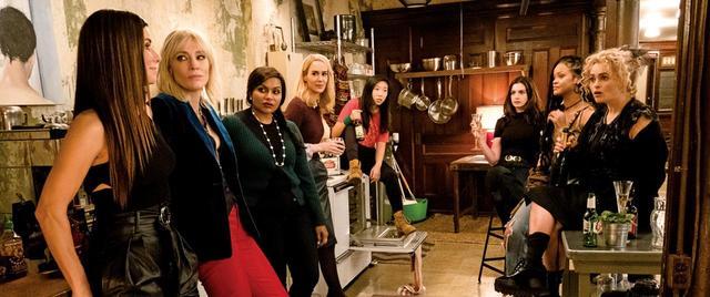 画像: 11年振り復活!「オーシャンズ8」全員女性で展開する計画は? 8/10公開 - SCREEN ONLINE(スクリーンオンライン)
