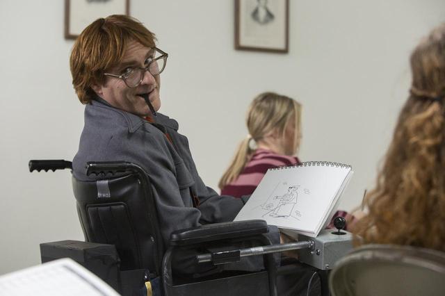 画像: 亡き名優ロビン・ウィリアムズが熱望した実在の男の物語『ドント・ウォーリー』公開決定 - SCREEN ONLINE(スクリーンオンライン)