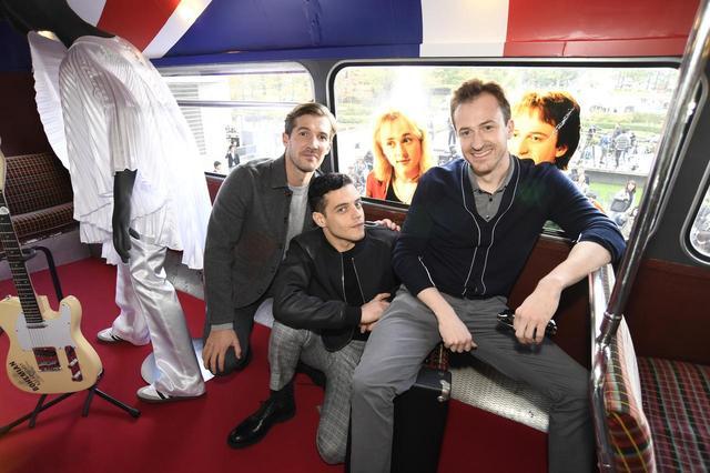 画像: クイーンを演じたラミ・マレック、グウィリム・リー、ジョー・マッゼロ来日インタビュー - SCREEN ONLINE(スクリーンオンライン)
