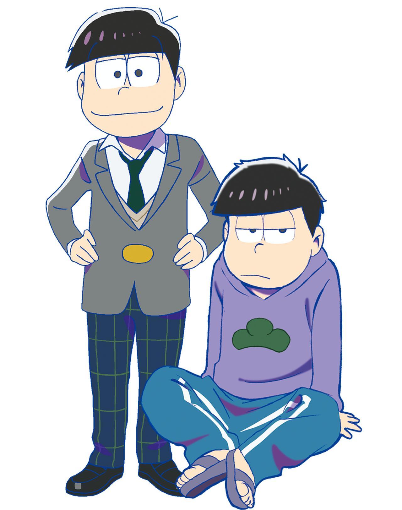 画像8: 3/15公開「えいがのおそ松さん」6つ子が劇場版になって帰ってくる!