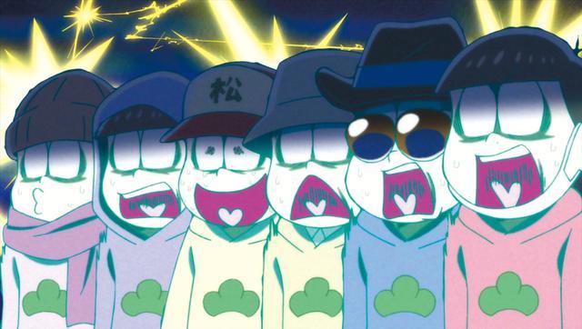 画像4: 3/15公開「えいがのおそ松さん」6つ子が劇場版になって帰ってくる!