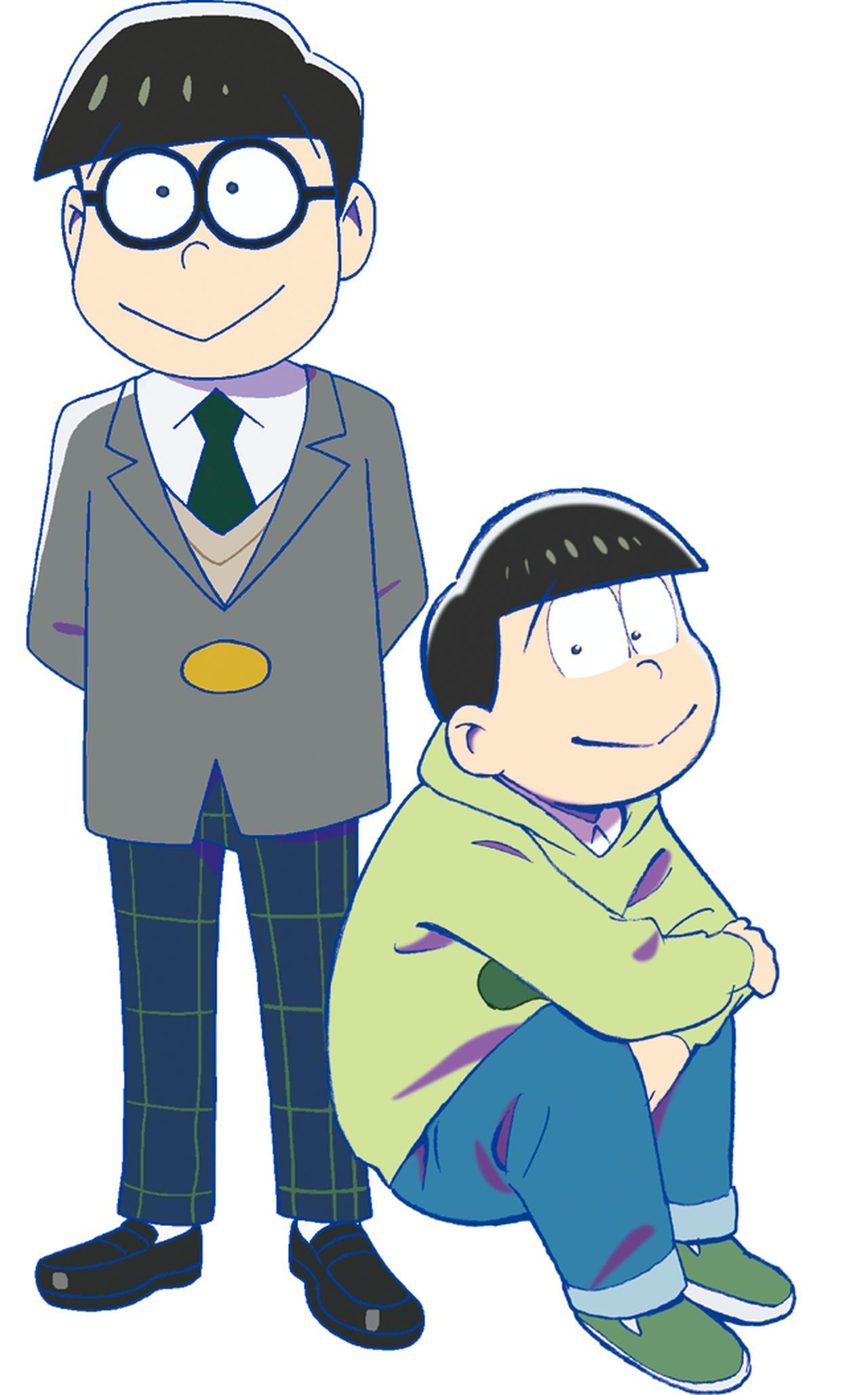 画像7: 3/15公開「えいがのおそ松さん」6つ子が劇場版になって帰ってくる!