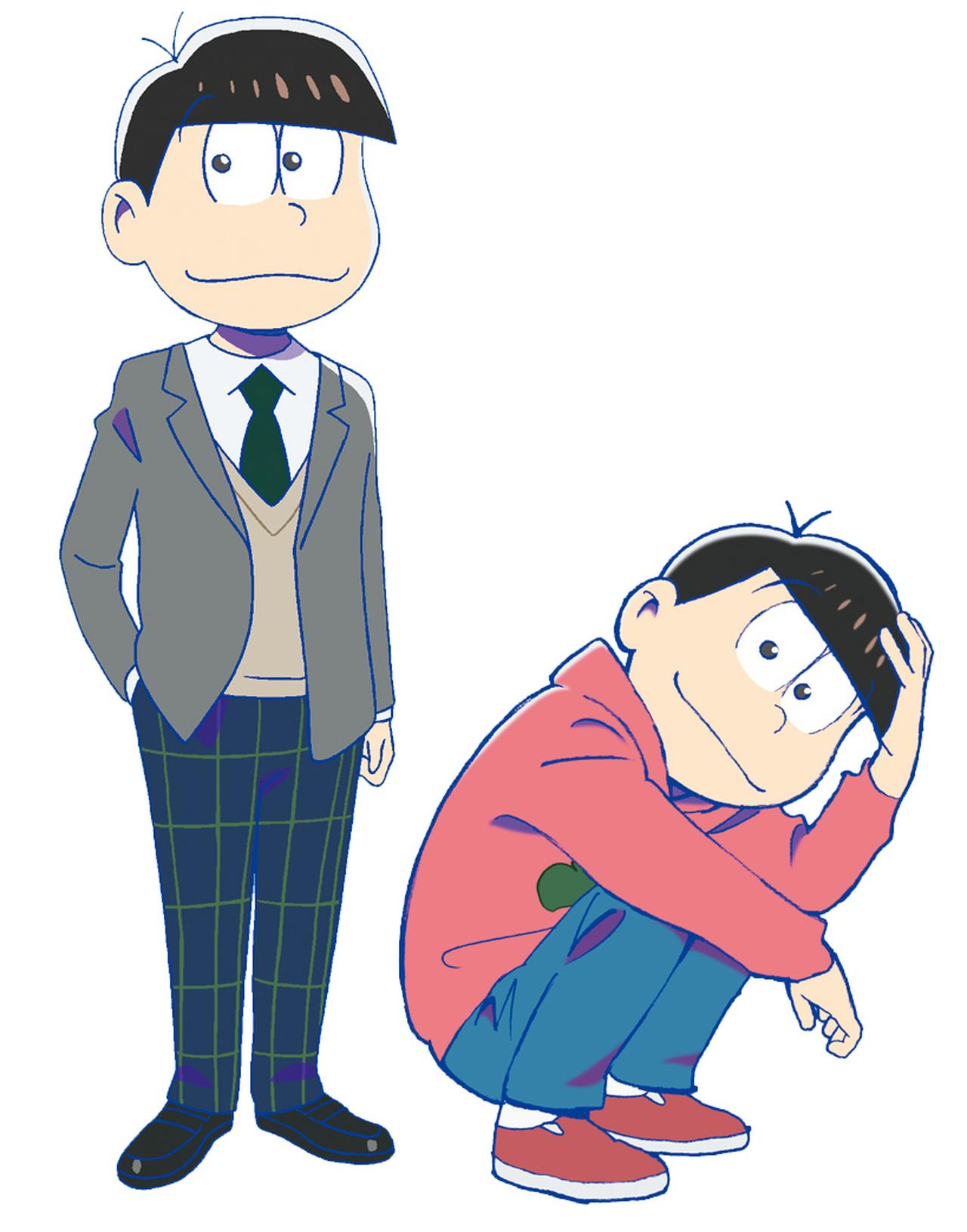 画像5: 3/15公開「えいがのおそ松さん」6つ子が劇場版になって帰ってくる!