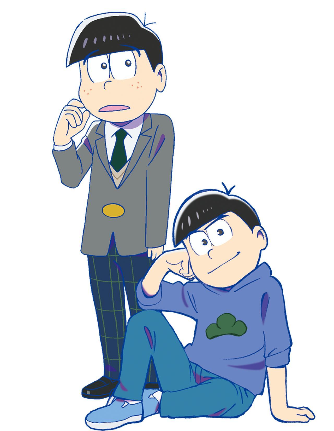 画像6: 3/15公開「えいがのおそ松さん」6つ子が劇場版になって帰ってくる!