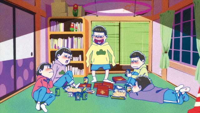 画像3: 3/15公開「えいがのおそ松さん」6つ子が劇場版になって帰ってくる!