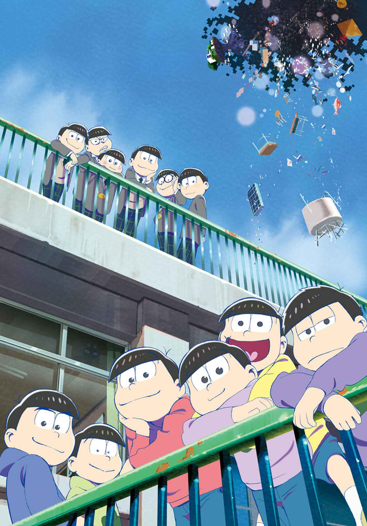 画像: 「えいがのおそ松さん」公開記念:藤田監督、中村悠一、小野大輔、独占インタビュー!