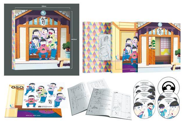 画像: Blu-ray 32400円、DVD 31320円(各3枚組+CD1枚)